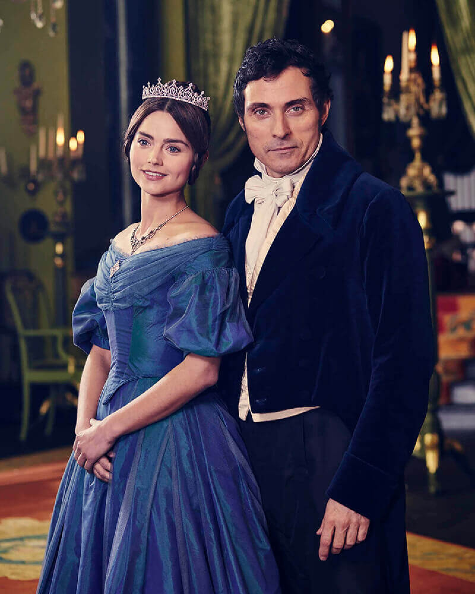 Victoria and Lord Melbourne