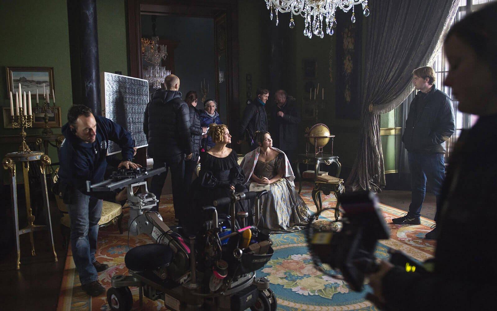 Victoria - Production shot
