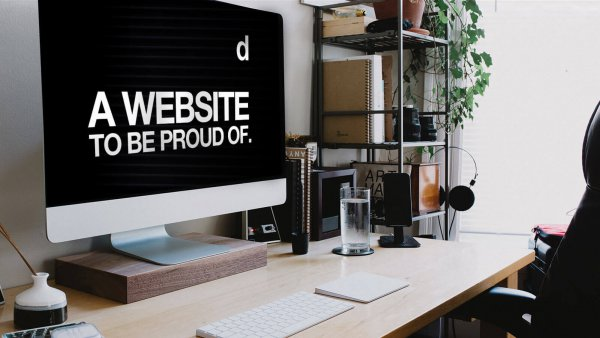 Web design: a website to be proud of